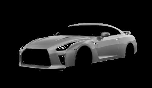 Цвета кузова GT-R